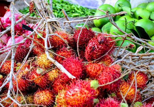 Какво е характерно за храната в Бали?