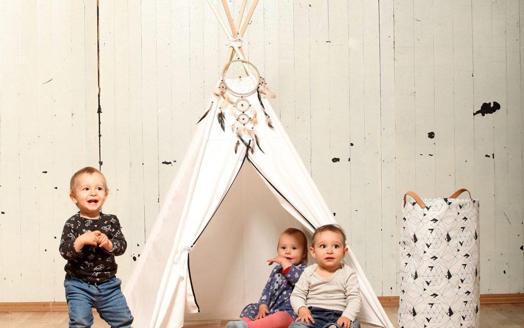 Да поиграем на индианци с MOMA Home