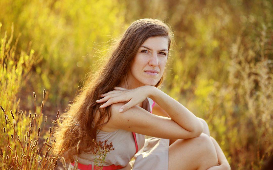 Дарина и поп арт портретите