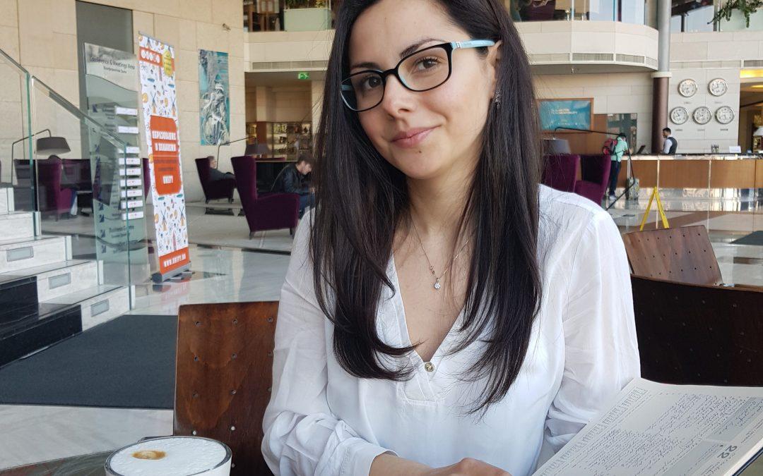 Ина Долмова – от Лондон до София