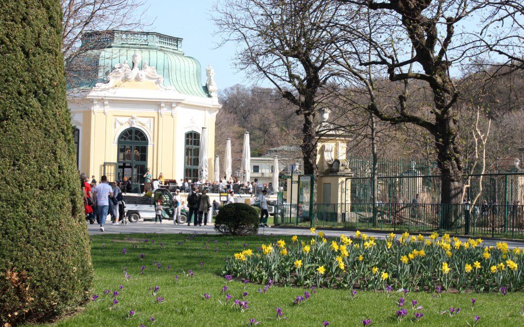 Виена през април – фотоистория