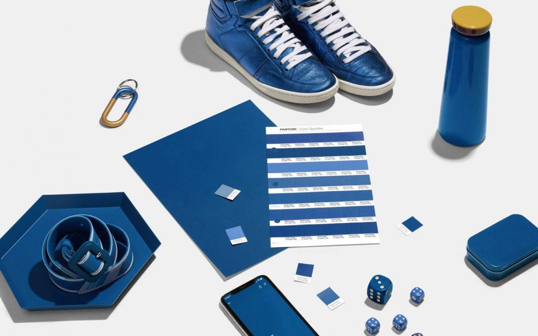 Цветът на 2020 година е класическо синьо