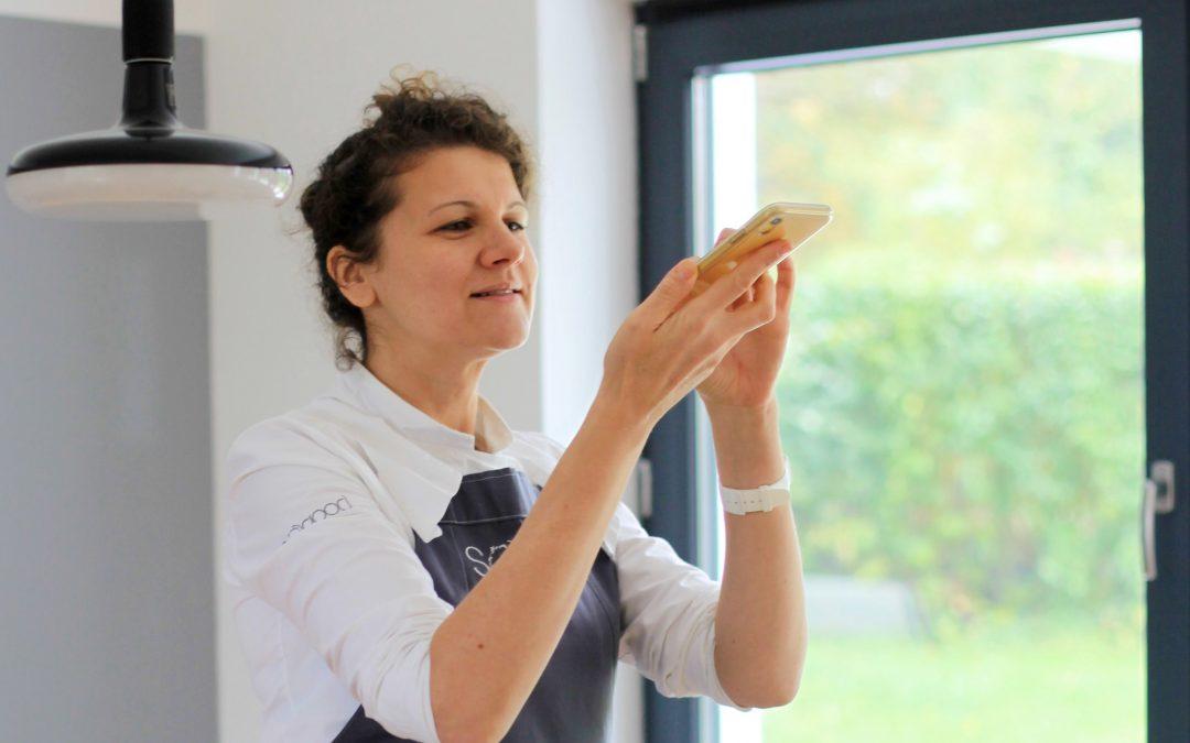 Промените при Десислава Славчева – личен готвач