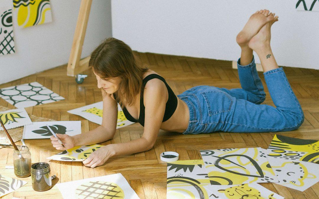 7 бързи съвета за по-успешни снимки на картините вкъщи