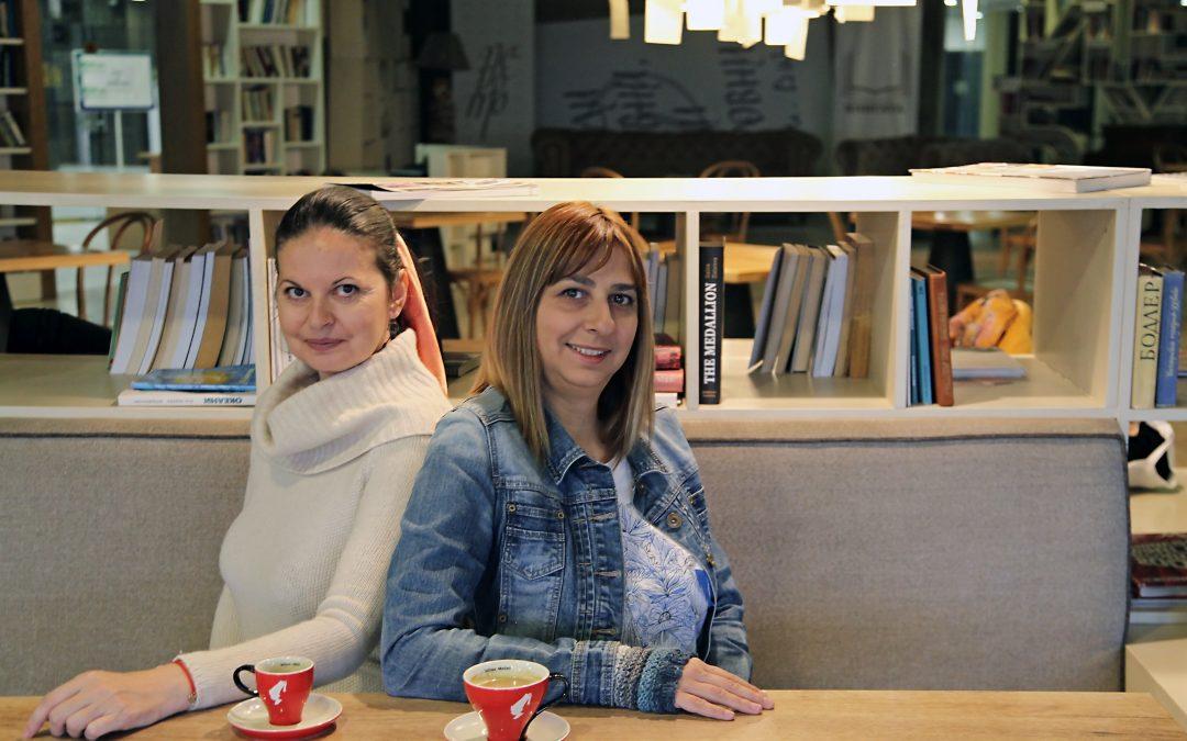 На кафе с Неве: Etsy отлично се съчетава с майчинство и отглеждане на малки деца, позволява свобода да избираме времето за работа сами